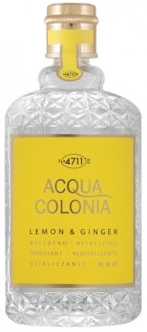 Maurer & Wirtz 4711 Acqua Colonia Lemon & Ginger Eau de Cologne