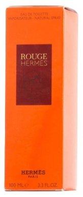 Hermes Rouge Hermes Eau de Toilette