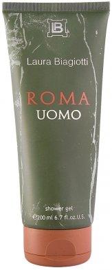 Laura Biagiotti Roma Uomo Shower Gel