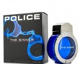 Police The Sinner Aftershave Lotion