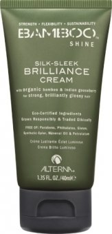 Alterna Bamboo Shine Silk-Sleek Brilliance Cream