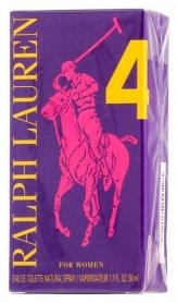 Ralph Lauren Big Pony 4 Eau de Toilette