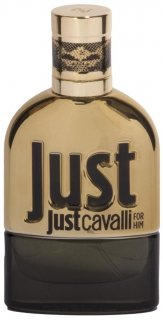 Roberto Cavalli Just Cavalli Gold for Him Eau De Parfum