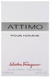 Salvatore Ferragamo Attimo Pour Homme Eau de Toilette