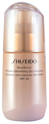 Shiseido Benefiance Wrinkle Smoothing Day Gesichtsemulsion