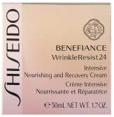 Shiseido Benefiance WrinkleResist24 Intensive Nourishing and Recovery Cream