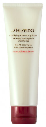 Shiseido Internal Power Resist Clarifying Reinigungsschaum