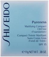 Shiseido Pureness Matifying Compact Oil-Free Foundation SPF 15