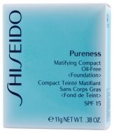 Shiseido Purness Matifying Compact Oil-Free SPF 15