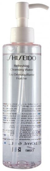 Shiseido Refreshing Cleansing Water