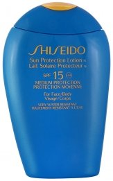 Shiseido Sun Protection Lotion Sonnenlotion SPF 15