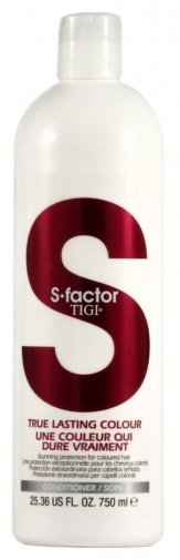 Tigi S-factor True Lasting Colour Conditioner
