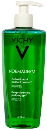Vichy Normaderm Gel Cleanser