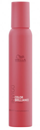 Wella Professionals Invigo Color Brilliance Vitamin Conditioning Mousse