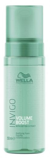 Wella Professionals Invigo Volume Boost Bodifying Foam