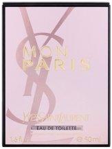 Yves Saint Laurent Mon Paris Eau de Toilette
