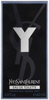 Yves Saint Laurent Y Men Eau de Toilette