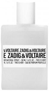 Zadig & Voltaire This is Her EDP Geschenkset