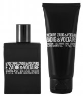 Zadig & Voltaire This is Him Geschenkset