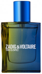 Zadig & Voltaire This is Him This is Love! Pour Lui Eau de Toilette