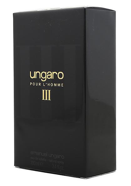 Emanuel Ungaro Ungaro III Eau de Toilette