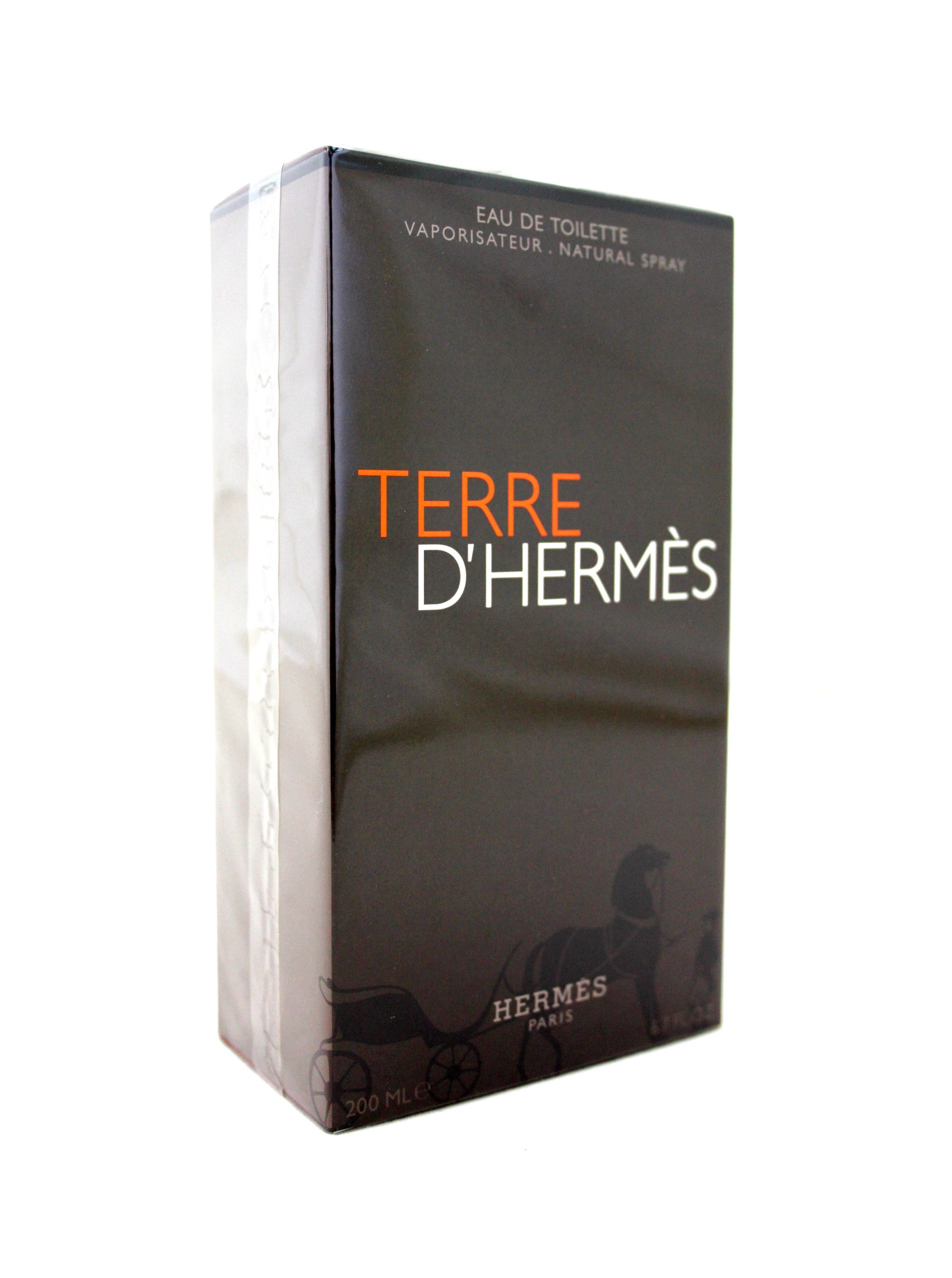 herm s terre d 39 hermes eau de toilette 200 ml. Black Bedroom Furniture Sets. Home Design Ideas