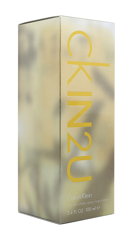 Calvin Klein CK IN2U Eau De Toilette