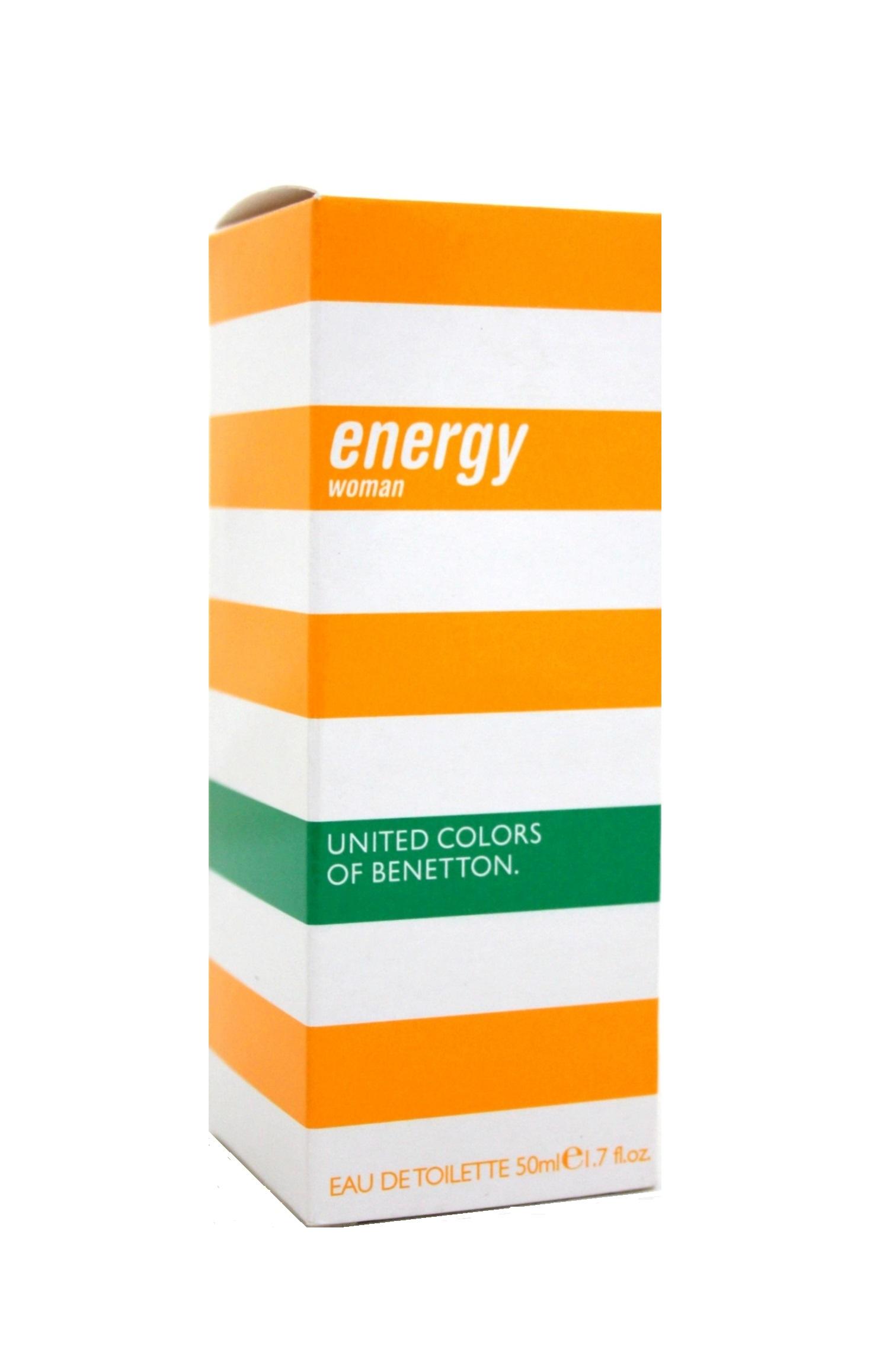 Benetton Energy Eau de Toilette