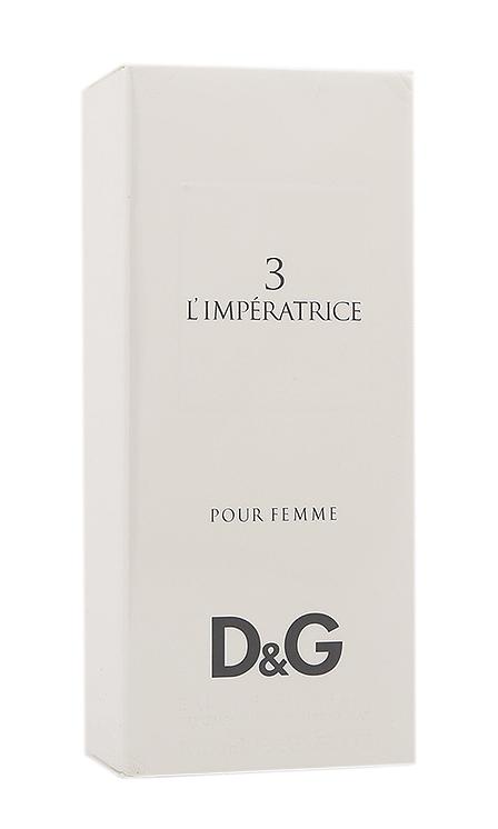 Dolce & Gabbana Anthology L`Imperatrice 3 Eau de Toilette