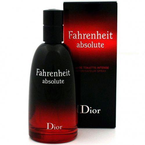 Christian Dior Fahrenheit  Absolute Eau de Toilette