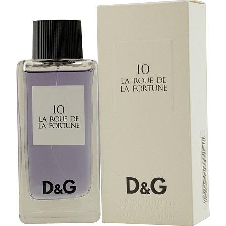 Dolce & Gabbana La Roue de La Fortune 10 Eau de Toilette