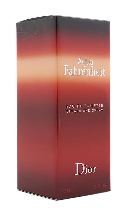 Christian Dior Aqua Fahrenheit Eau de Toilette