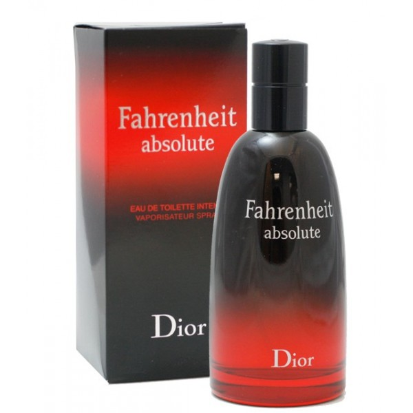 Christian Dior Fahrenheit  Absolute Intense Eau de Toilette