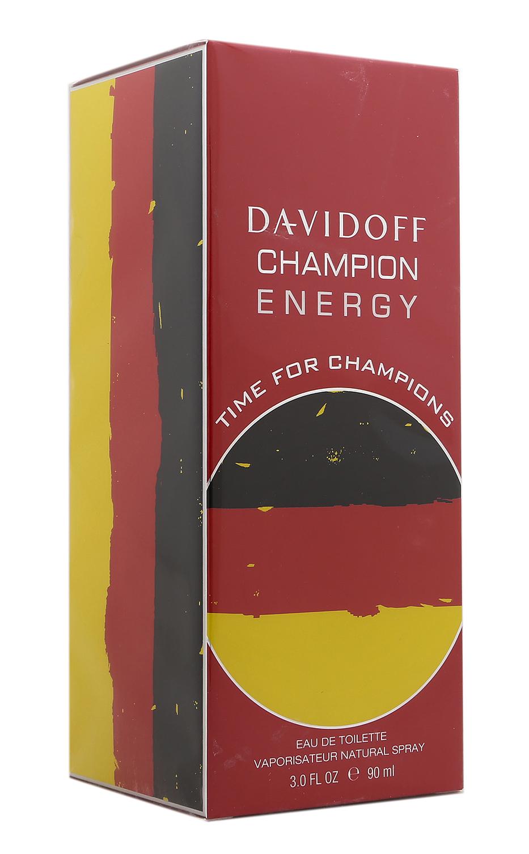 Davidoff Champion Energy Eau de Toilette