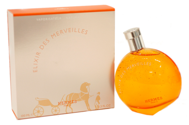 hermes elixir des merveilles eau de parfum edp f r frauen von hermes. Black Bedroom Furniture Sets. Home Design Ideas