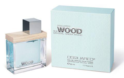 Dsquared She Wood Crystal Creek Eau de Parfum