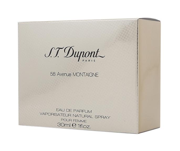 S.T. Dupont 58 Avenue Montaigne Pour Femme  Eau de Parfum