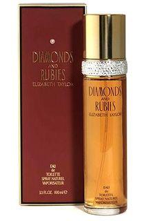 Elizabeth Taylor Diamonds and Rubies Eau de Toilette
