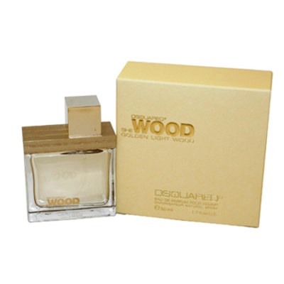 Dsquared She Wood Golden Light Wood Eau de Parfum