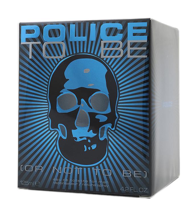 Police To Be Eau De Toilette