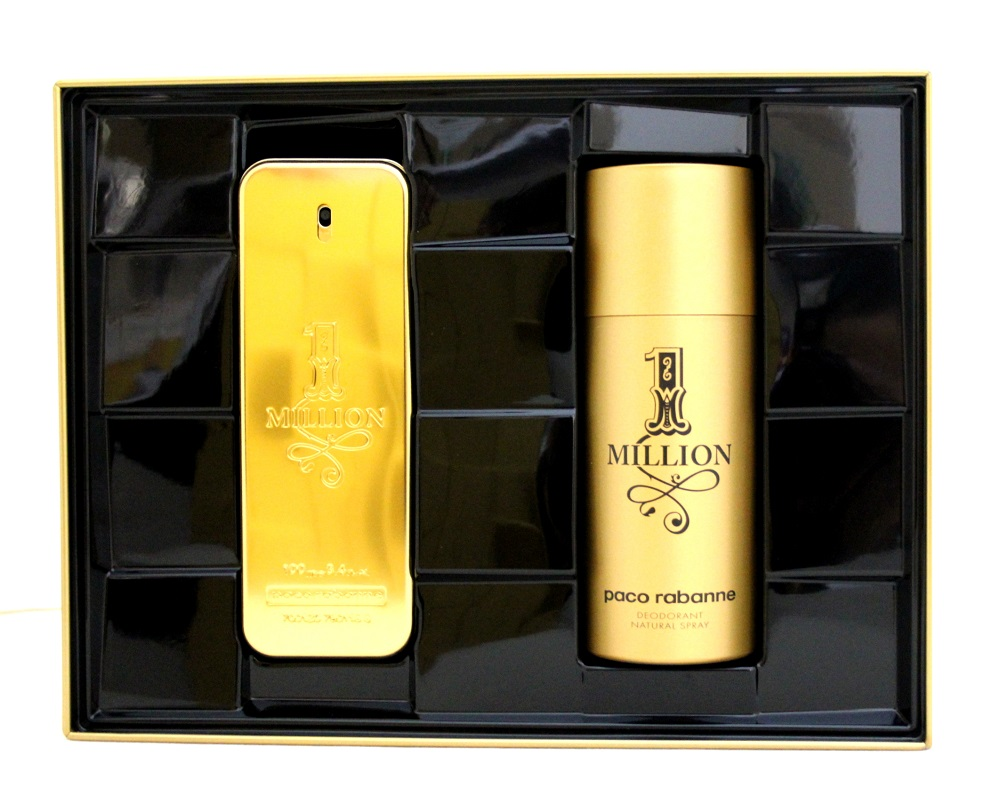 Paco Rabanne 1 Million Gift Set for Men