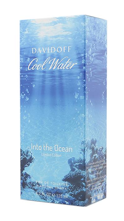 Davidoff Cool Water Into The Ocean for Women Eau de Toilette