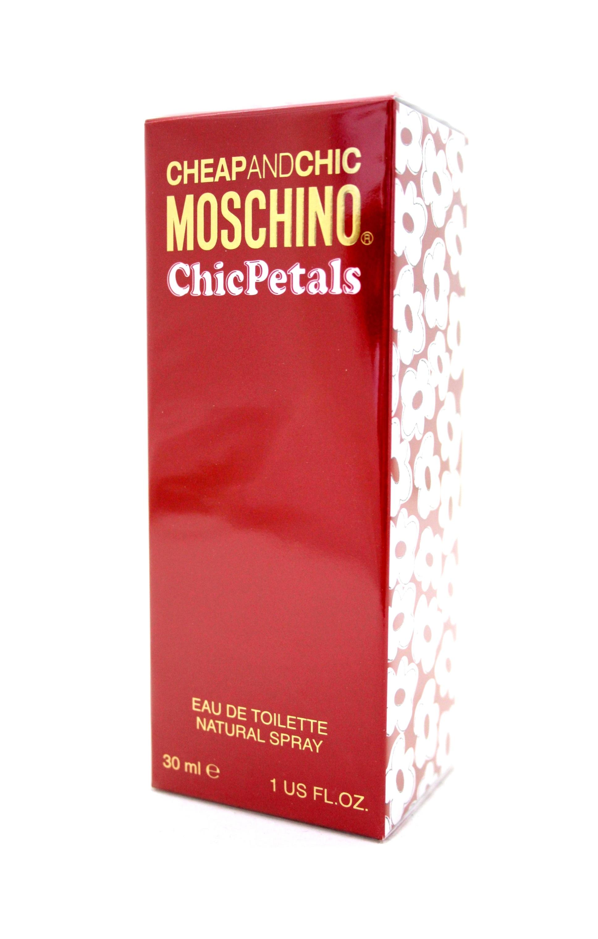 Moschino Cheap and Chic Chic Petals Eau de Toilette