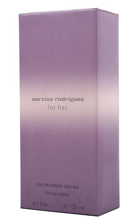Narciso Rodriguez For Her Delicate Limited Edition Eau de Toilette