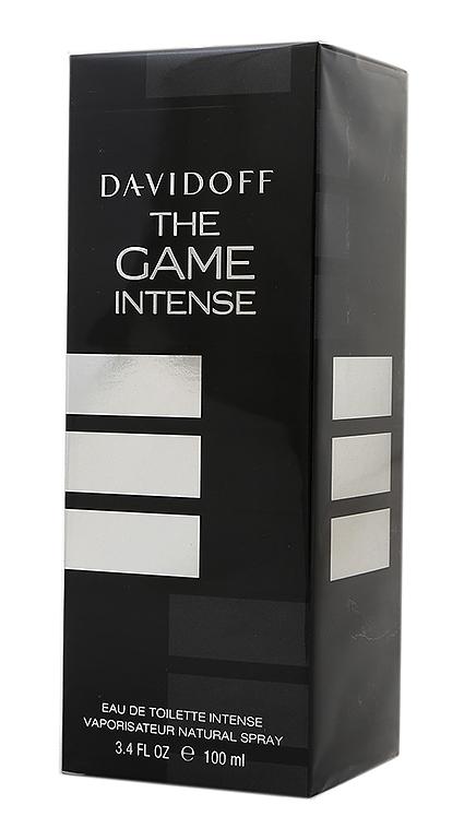 Davidoff The Game Intense Eau de Toilette