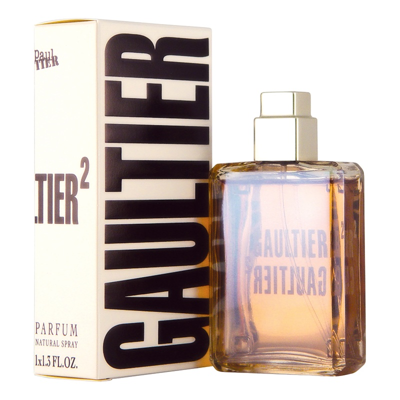 jean paul gaultier gaultier 2 eau de parfum jean paul gaultier d fte parfums. Black Bedroom Furniture Sets. Home Design Ideas