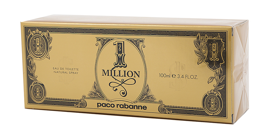Paco Rabanne 1 Million Dollar Edition Eau de Toilette