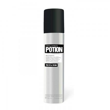 Dsquared Potion for men Deodorant Spray