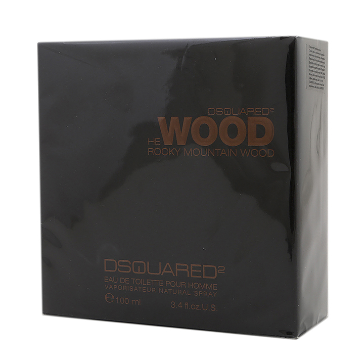 Dsquared He Wood Rocky Mountain Wood Eau de Toilette