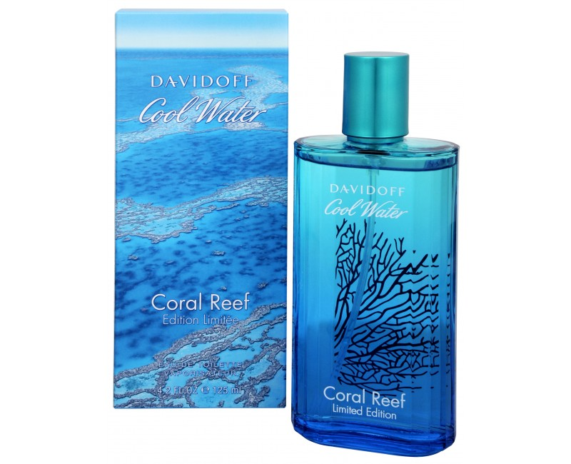 Davidoff Cool Water Man Coral Reef Edition Eau de Toilette